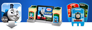 Thomas & Friends Steam Team Station