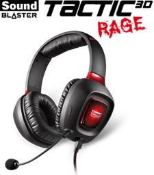 Creative Sound Blaster Tactic3D Rage USB Headset