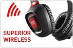 High-Caliber Wireless Gaming Headset