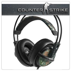 Siberia v2 Counter-Strike:Global Offensive Edition by SteelSeries