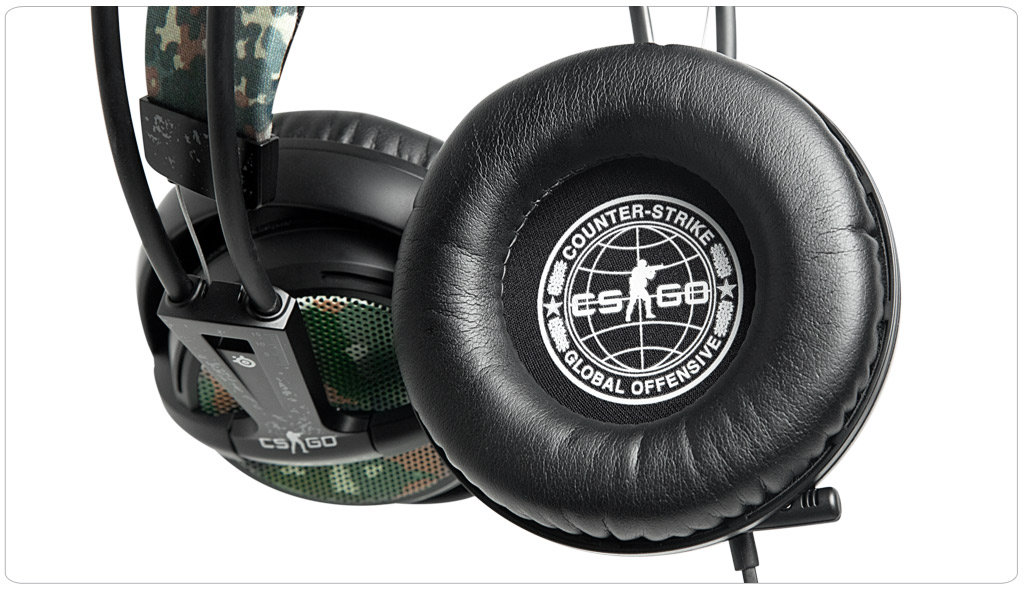Dunlop Latex Mattress Topper SteelSeries Siberia V2 Gaming Headset - Counterstrike Global Offensive