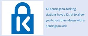 Kensington USB 3.0 Docking Station