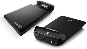 Seagate Thunderbolt Adapters