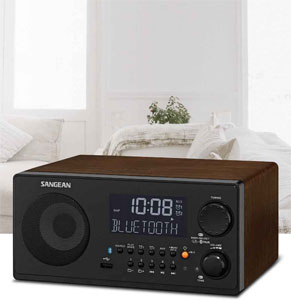 Sangean WR-22 FR-RBDS / AM / USB / Bluetooth Digital Receiver