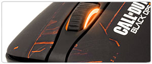Bright LEDs for the SteelSeries Call of Duty Black Ops II mouse