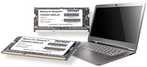 Patriot Memory Signature DDR3 Ultrabook SODIMM