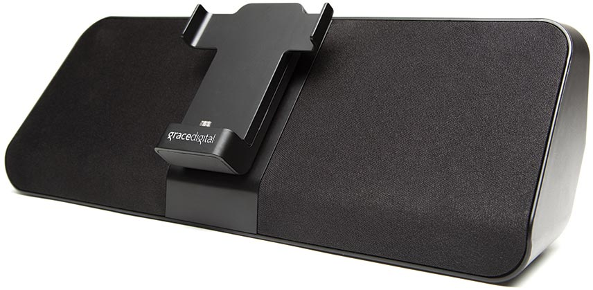 Amazon.com: Grace Digital GDI-GSD8200 gdock Charging Speaker Dock ...