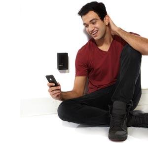 Bem Wireless Outlet Speaker