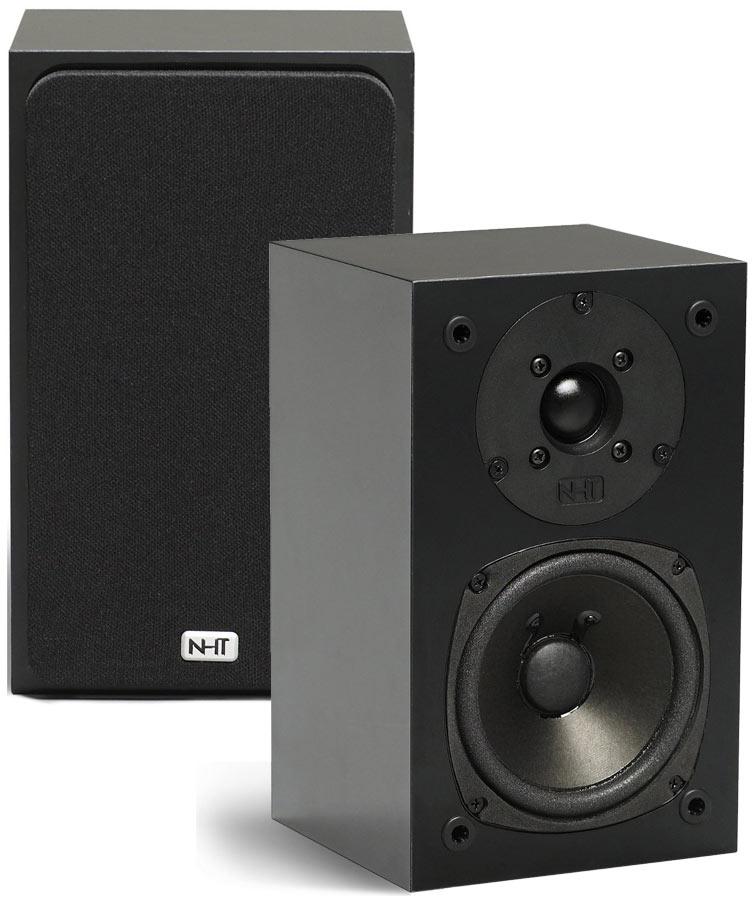 Amazon Com Nht Superzero 2 1 Mini Monitor Speaker Single