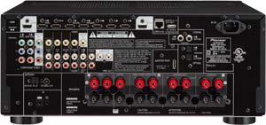 Pioneer SC-1223-K AV Receiver