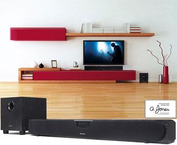 Pioneer Speaker Bar System