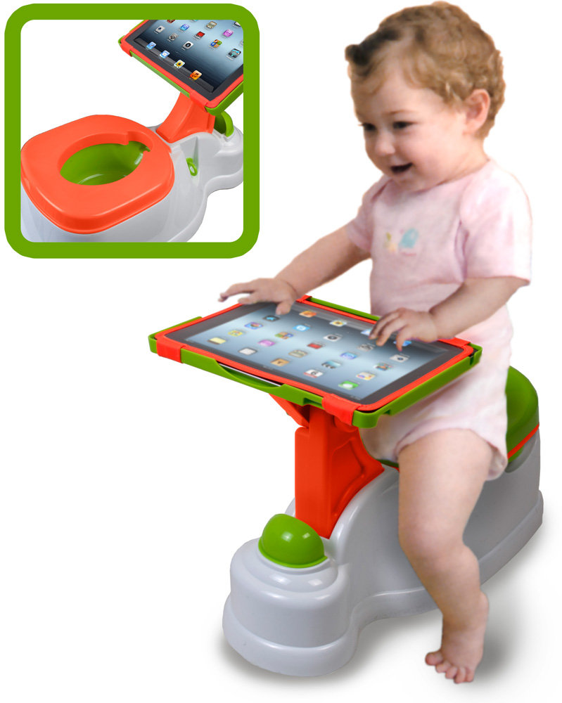 Amazon Com Cta Digital 2 In 1 Ipotty With Activity Seat