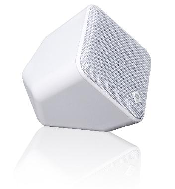 "Boston Acoustics Soundware 4.5/"" Indoor//outdoor Coaxial Speaker  White Single"