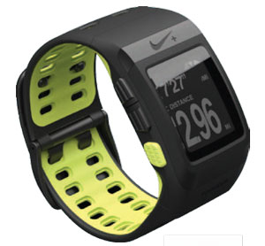 Amazon.com: Nike+ SportWatch GPS Powered by TomTom (Black/Volt): GPS