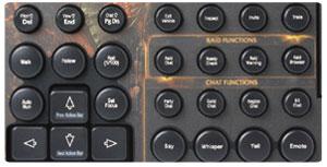 The SteelSeries Shift Keyboard