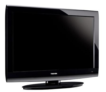 amazon com toshiba 26c100u 26 inch 720p lcd hdtv black gloss rh amazon com Toshiba Television Manual Toshiba Flat Screen TV Problems