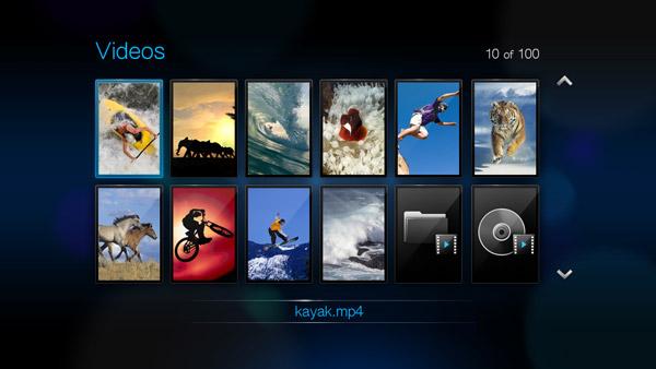 western digital tv play media player wi-fi 1080p