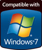 Compatible with Windows 7
