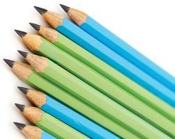 Sharpened Pencils