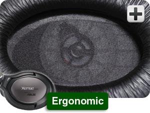 Ergonomic headset design