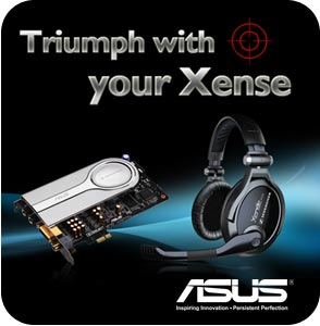 World's first total audio solution optimized for PC gaming