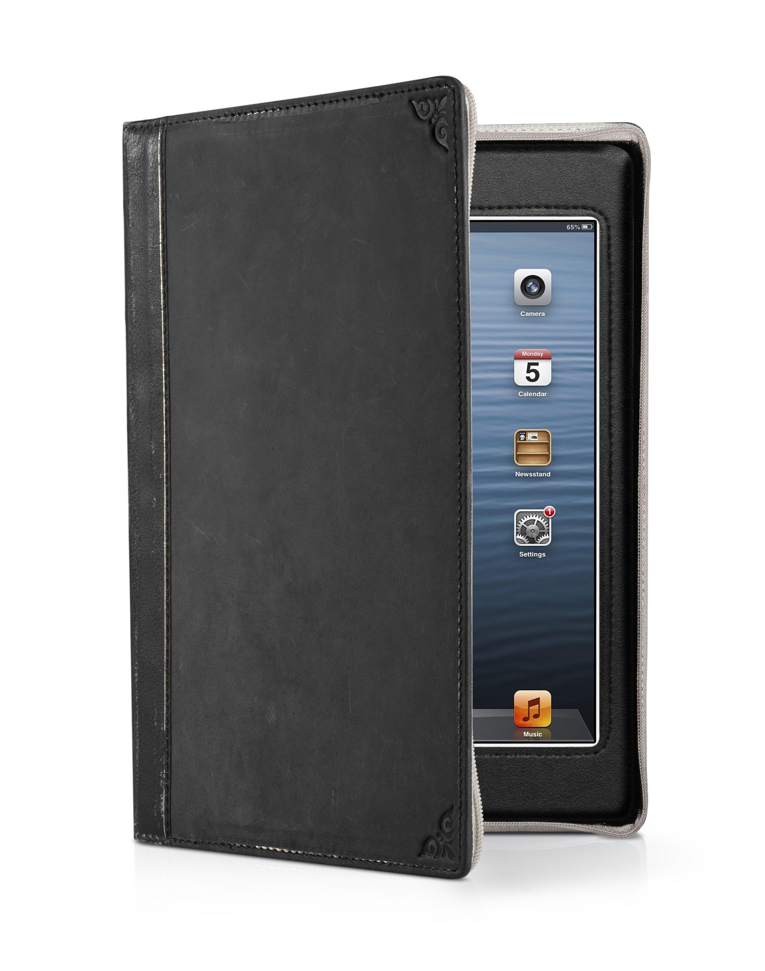 Twelve south bookbook cover for ipad mini for Amazon casa