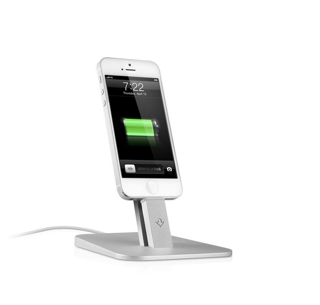 Amazon Com Twelve South Hirise For Iphone Ipad Silver