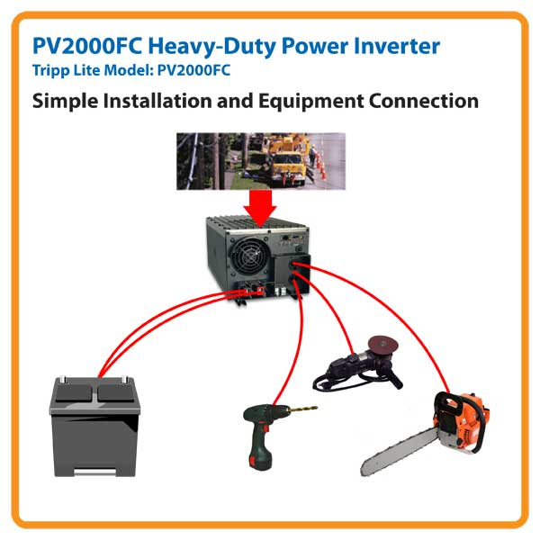 B00006HNRY PV2000FC app diagram LG amazon com tripp lite power industrial inverter, 2000w, 12vdc Tripp Lite Logo at reclaimingppi.co
