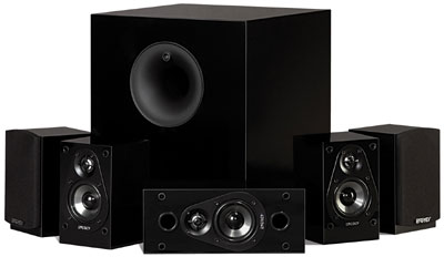 Energy Take Classic 5.1 High-performance speaker system