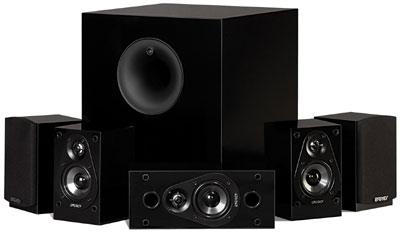 Energy Take Classic 5.1 High-performance speaker system