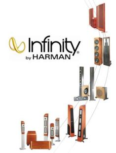 Infinity has been making high performance loudspeakers for more than 40 years.