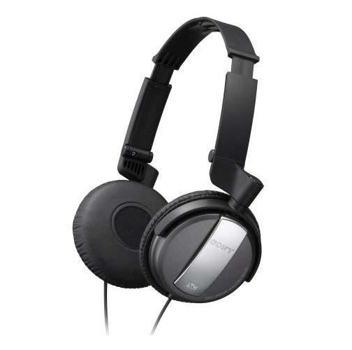 sony noise cancelling headphones. click here for a larger image sony noise cancelling headphones c