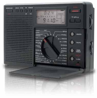 G8 Traveler II Radio