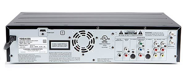Amazon toshiba dvr670dvr670ku dvdvhs recorder with built in click here for a larger image sciox Choice Image