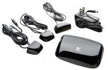 9b2d9bccc9a Amazon.com: Logitech Harmony IR Extender System - Black ...