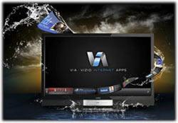 VIZIO Internet apps (VIA) explained