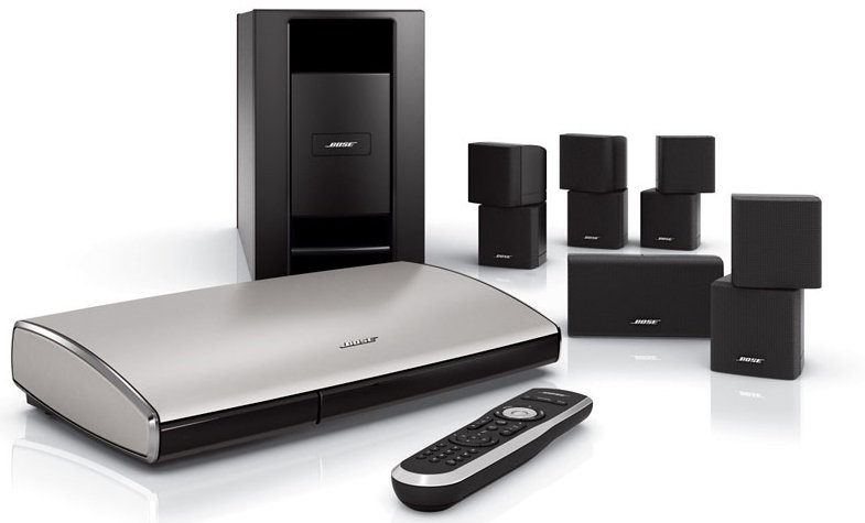 bose lifestyle t20 home theater system black discontinued by manufacturer home. Black Bedroom Furniture Sets. Home Design Ideas