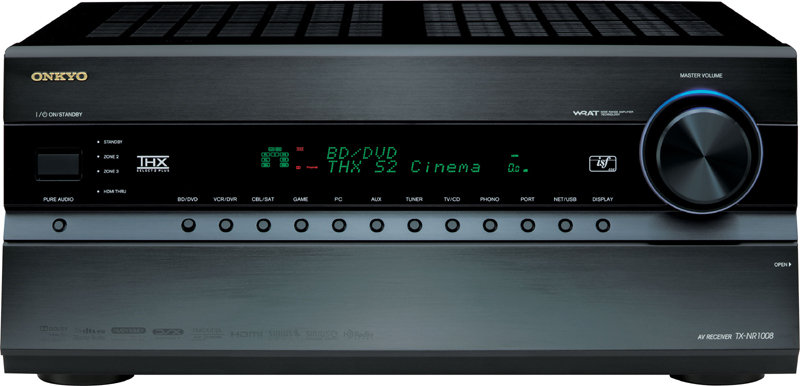 Onkyo TX-NR1008 Network A/V Receiver Driver for Windows 10