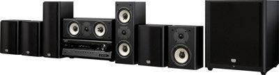 Onkyo HT-S9300THX THX Certified 7.1 Channel Home Theater Receiver/Speaker Package