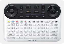 Sony NSX-46GT1 Keypad
