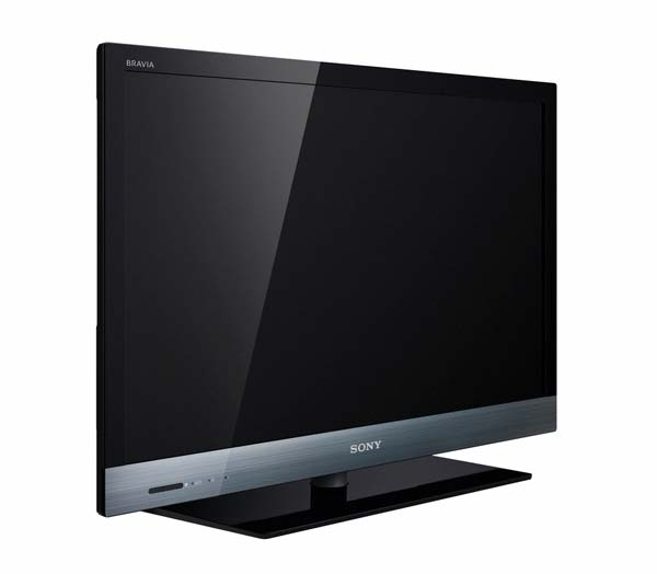 sony bravia kdl46ex523 46 inch integrated wifi 1080p led hdtv black 2011 model. Black Bedroom Furniture Sets. Home Design Ideas