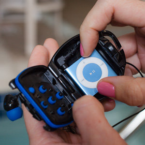 Interval is designed for the iPod shuffle 4th Gen
