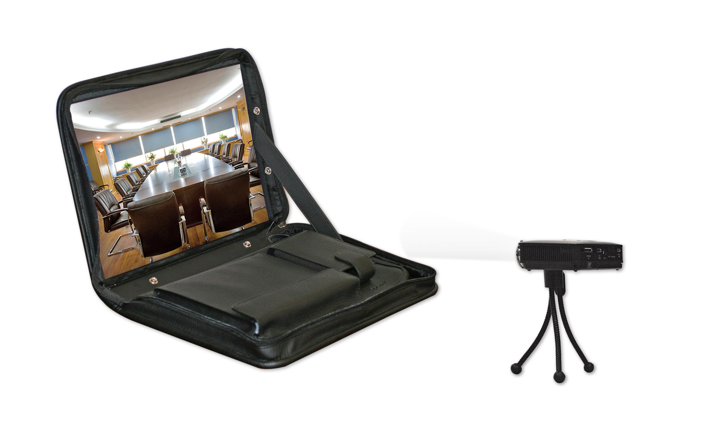 Optoma pk120 led pico pocket projector for Pocket projector case