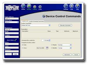 Tripp Lite 850VA UPS Battery Backup, LCD, 425W Eco Green, USB, RJ11, 12  Outlets (ECO850LCD)
