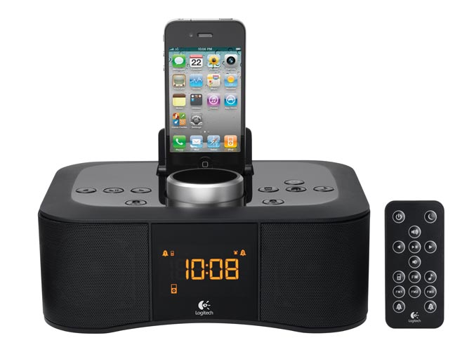 best iphone alarm clock logitech s400i 30 pin ipod iphone alarm clock speaker dock 13604