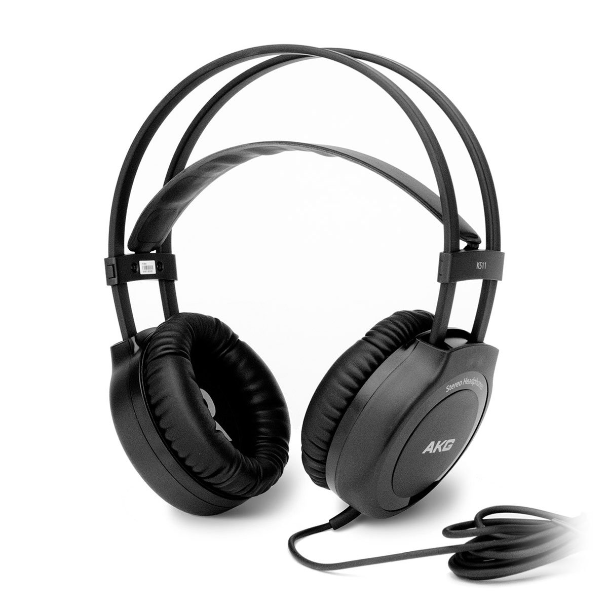 Amazon Com Akg K 511 Hi Fi Stereo Over Ear Headphone With