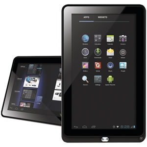 Coby KYROS MID7034-4 Tablet: Auto-orient screen