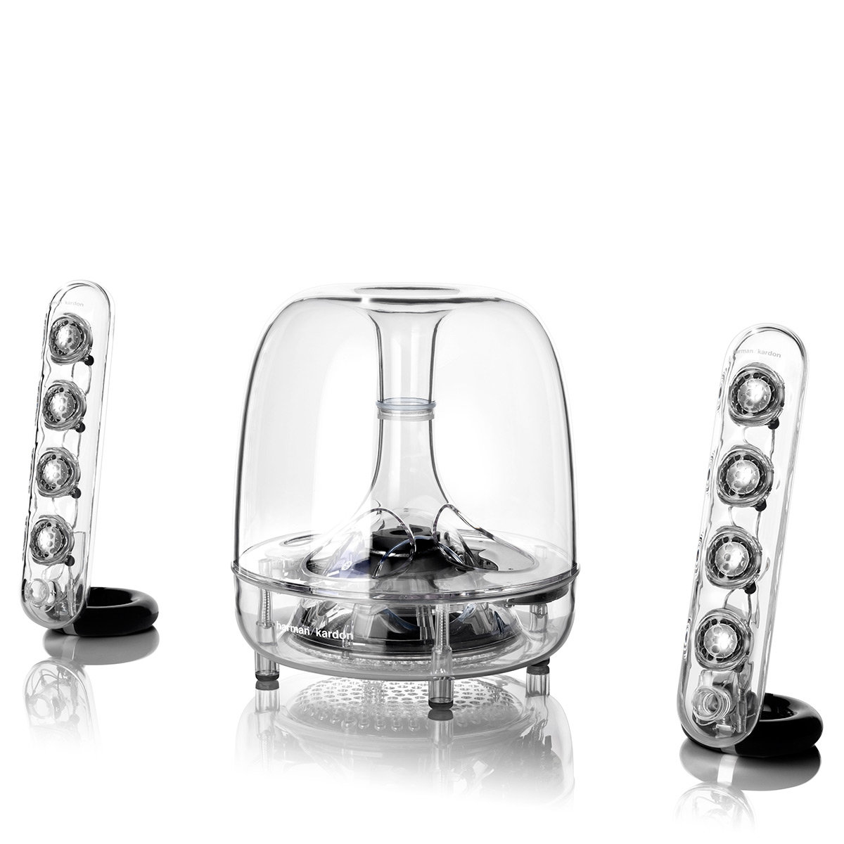 harman kardon soundsticks wireless bluetooth. Black Bedroom Furniture Sets. Home Design Ideas