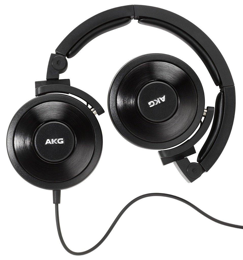 Amazon.com: AKG K618DJ Premium DJ Headphones, Black: Home
