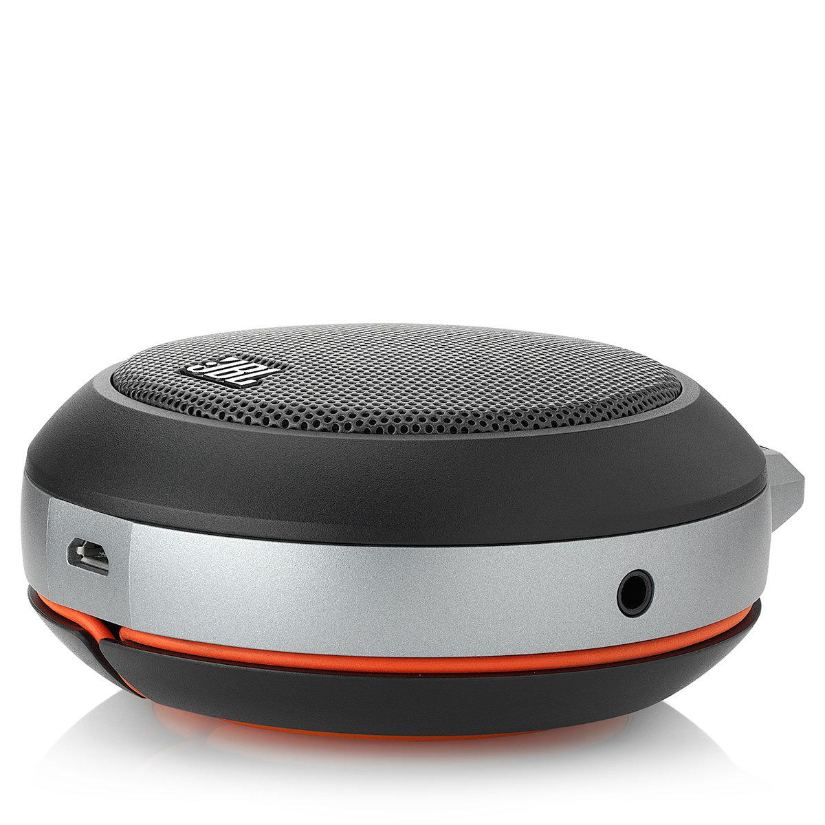 Amazon.com: JBL Micro II Ultra-Portable Multimedia Speaker (Black